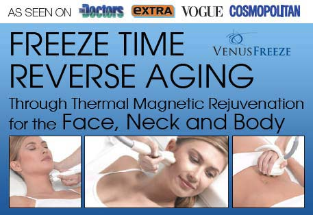 Venus Freeze for Face Neck and Body