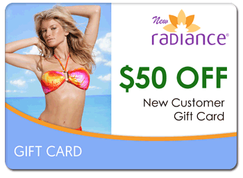 $50 New Radiance Wellington Gift Card for New Customers
