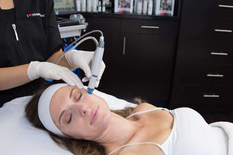 HydraFacial Treatment in Wellington